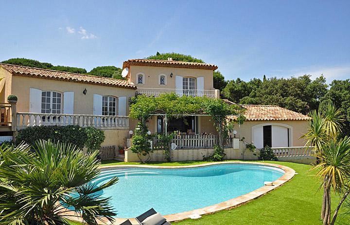 Villa La Lune - Image 1 - Saint-Maxime - rentals
