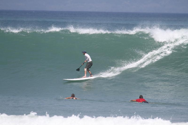 SUP surfers dream wave - Casa Linda - SUP Surfers Dream Beach House - Cabo Matapalo - rentals