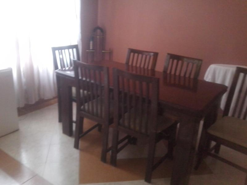 dining room - 5 bedroom maisonette fully furnished/serviced - Nairobi - rentals