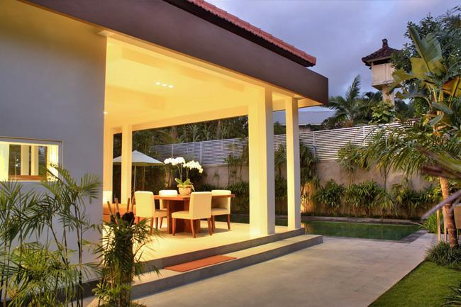 Garden - Villa PLAWA- 2 bedroom Private Villa - Seminyak - rentals