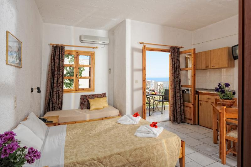 Room - Charming Studio near the beach! - Hersonissos - rentals
