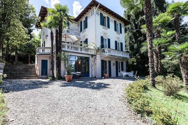 Stresa romantic period villa - Image 1 - Stresa - rentals