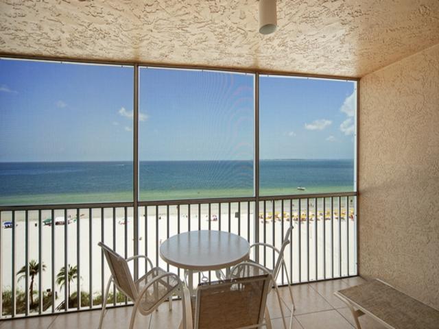 Estero Island Bch Villas 703 BV703 - Image 1 - Fort Myers Beach - rentals