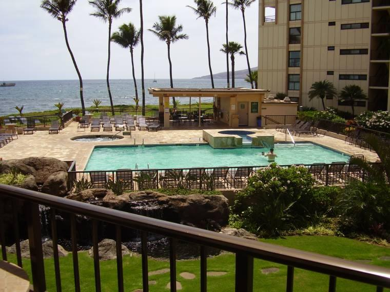 Sugar Beach Resort 1 Bedroom Ocean View 208 - Sugar Beach Resort 1 Bedroom Ocean View 208 - Kihei - rentals