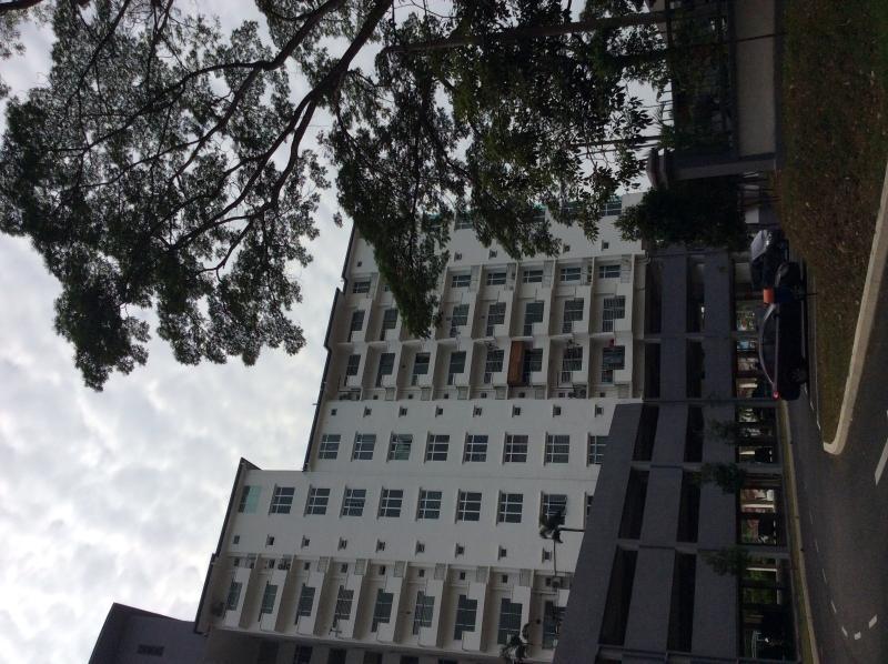 Facade - Apartment Anggun Bangi - Bandar Baru Bangi - rentals