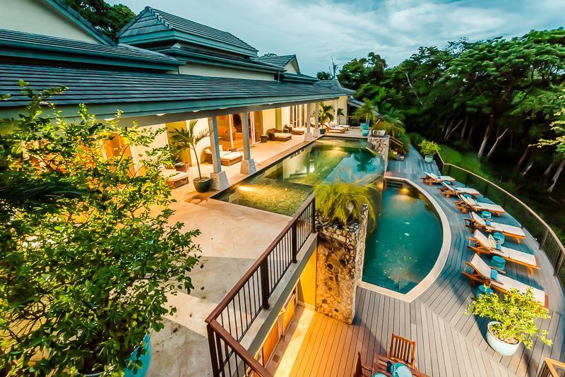 'Casa Armadillo' - 3.313 feet of deck area - PEXS - ENJOY A WARM & SUNNY GET AWAY!!! - Gulf of Papagayo - rentals