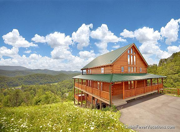 Wears Valley Cabin Rental - Ridgeview Lodge - Sevierville - rentals