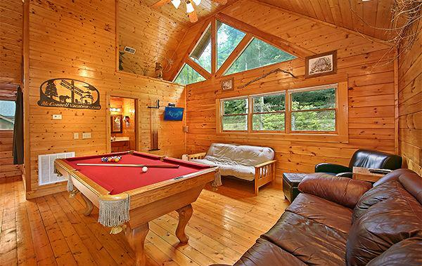 Creekside Romance - Image 1 - Sevierville - rentals