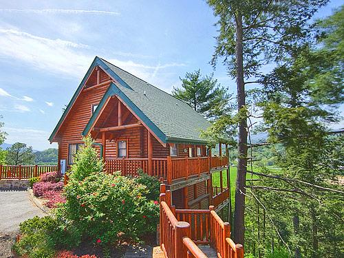 Mountain Creek Lodge - Image 1 - Sevierville - rentals