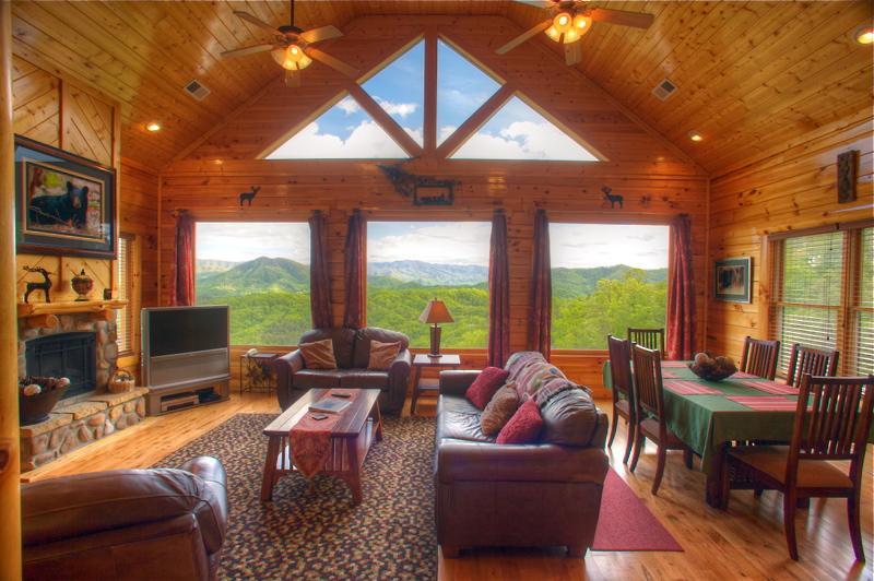 Cades Cove Vista Lodge - Image 1 - Sevierville - rentals