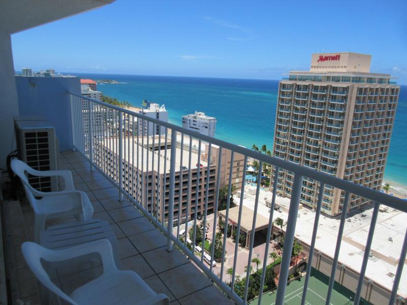 Amazing Balcony Views - Great Condo w/Breathtaking Ocean Views! - San Juan - rentals