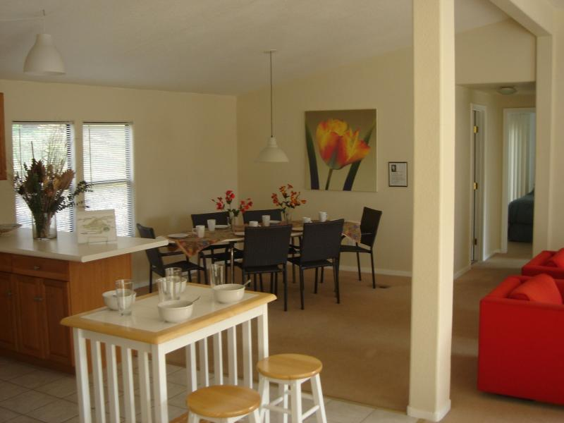Modern and comfortable - CREEKSIDE HOME at Sequoia Resort - house 4 - Badger - rentals