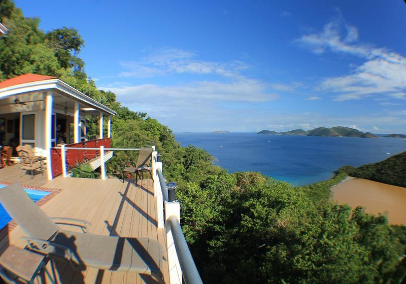 Villa Tortola - British Virgin Islands - Image 1 - Little Thatch Island - rentals