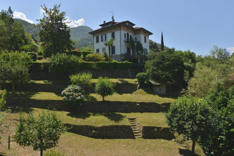Villa from our garden - Villa Poletti, by Owner - Bellagio - rentals