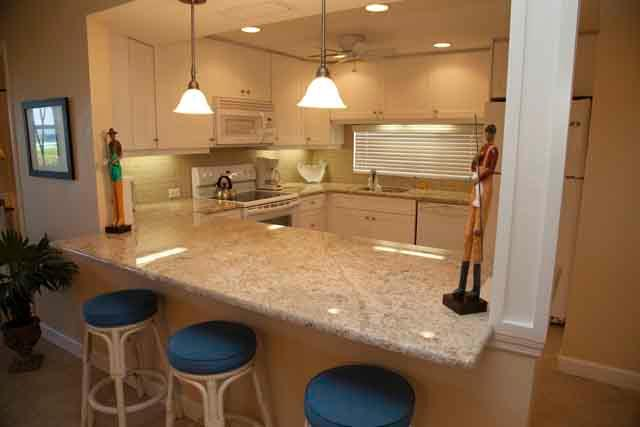 Kitchen - Beachfront Garden Unit A - Sarasota - rentals