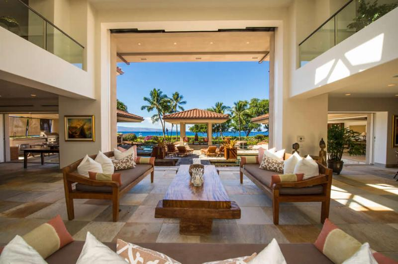 Oceanfront Elegance ~ 11,000 Sq. Ft. of Pure Maui Luxury*** - Image 1 - Lahaina - rentals