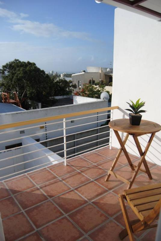 View from the balcony - Cape Town Green Point House Loft Apartment (Juliet) - Cape Town - rentals
