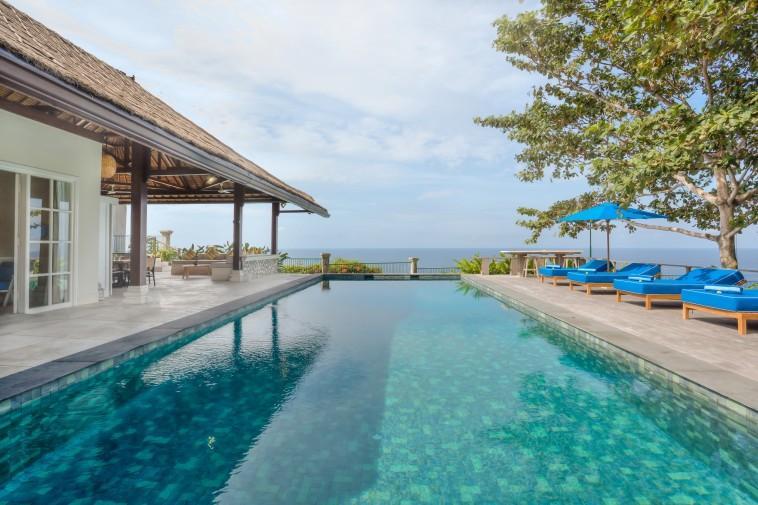 Ocean Front View Pandawa Cliff - Image 1 - Bukit - rentals