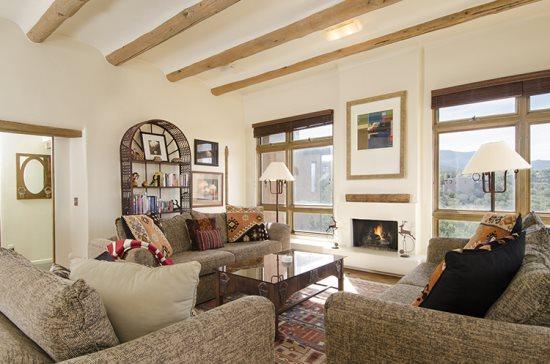 Living Room - 800 East Elegance - Santa Fe - rentals