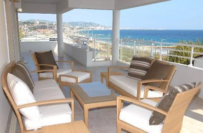 Penthouse Palm - Image 1 - Cannes - rentals