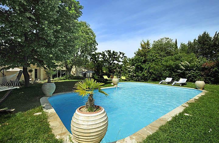 Villa Aix - Image 1 - France - rentals