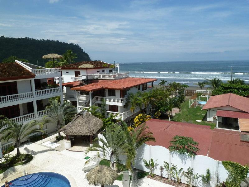 Ocean Front Complex - Paloma Blanca 2H 2nd Floor Pool View - Jaco - rentals