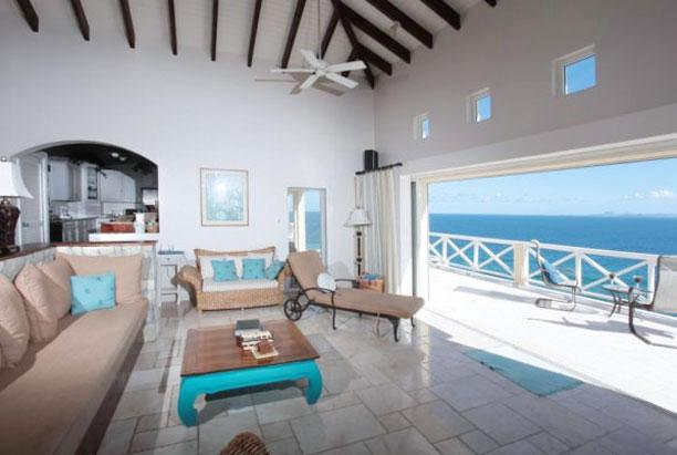 SPECIAL OFFER: St. Martin Villa 230 Nestled In The Prestigious And Elegant Tamarind Hill Estates. - Image 1 - Dawn Beach - rentals