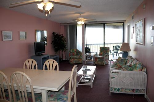 Hibiscus Resort - B201, Ocean Front, 2BR/2BTH, 3 Pools, Wifi - Hibiscus Resort - B201, Ocean Front, 2BR/2BTH, 3 Pools, Wifi - Saint Augustine - rentals