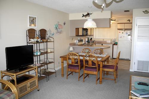 Hibiscus Resort - H303, Garden View, 2BR/2BTH, 3 Pools, Wifi - Hibiscus Resort - H303, Garden View, 2BR/2BTH, 3 Pools, Wifi - Saint Augustine - rentals