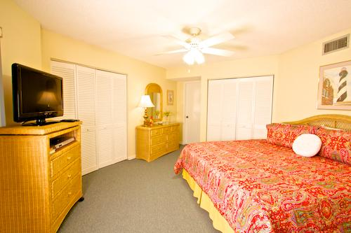 Hibiscus Resort - H201, Pool View, 2BR/2BTH, 3 Pools, Wifi - Image 1 - Saint Augustine - rentals
