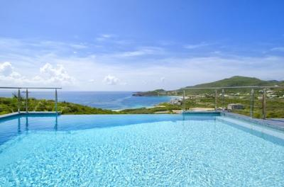 Fabulous 4 Bedroom Villa in Red Pond Bay - Image 1 - Dawn Beach - rentals