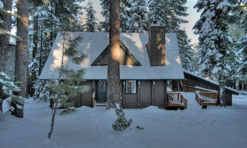 Das Berghaus - Image 1 - Tahoe City - rentals