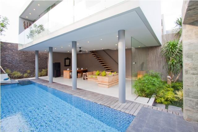 Sandhya, 3 Bedroom Villa,5 min Walk to Echo Beach - Image 1 - Canggu - rentals