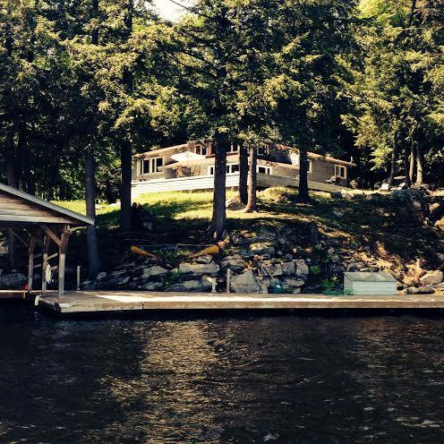 2800 sq ft Post & Beam Executive Cottage from Lake Muskoka - Lake Muskoka - 2800' sf Post &Beam 4 Season-Island - Muskoka Lakes - rentals