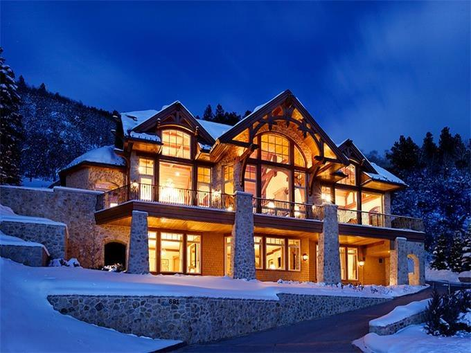 Mountain Laurel Estate - Mountain Laurel Estate with Private Hot Tub and Mountain Views - Aspen - rentals