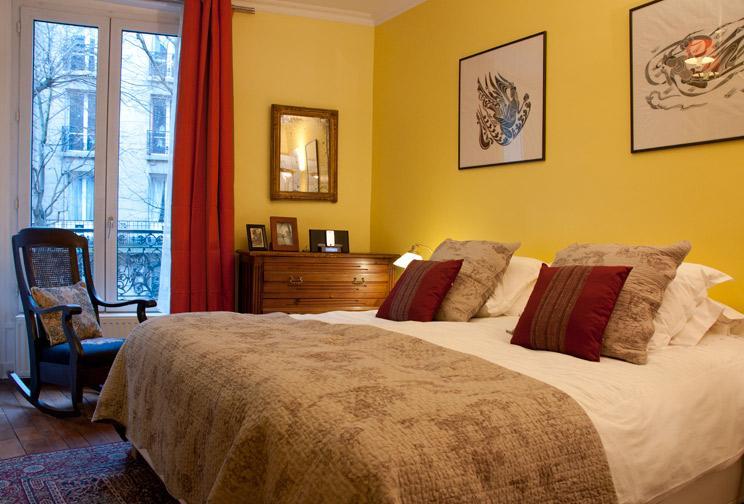 Caulaincourt Classique Vacation Rental in Montmartre - Image 1 - Paris - rentals