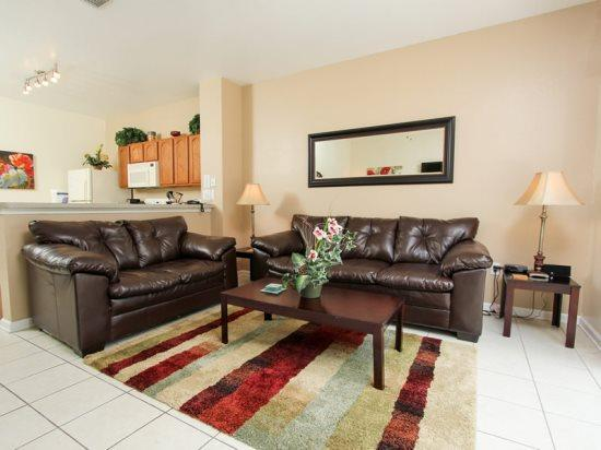 3 Bedroom 3 Bath Townhome Located In Windsor Hills. 2508RS - Image 1 - Orlando - rentals
