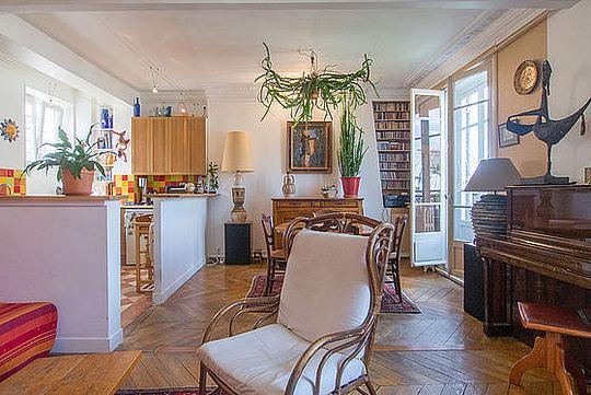 Sejour - Beautiful 2 Bedroom Apartment in Paris - Paris - rentals