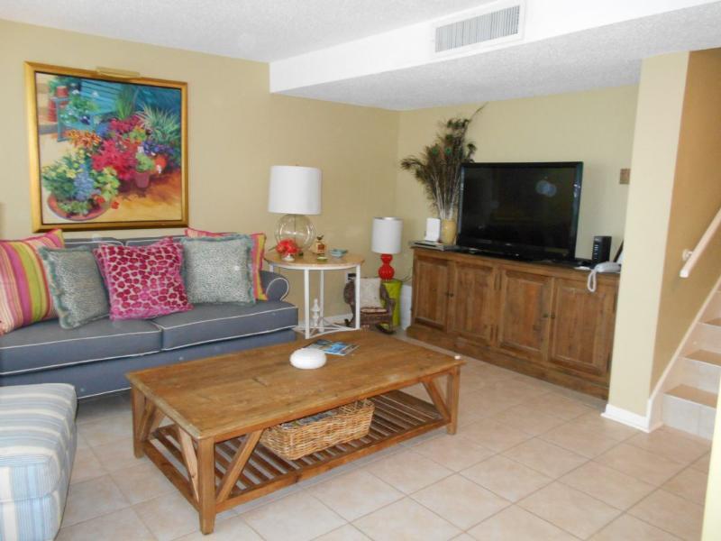 Living room - Beachwalker 1149 - Amelia Island - rentals