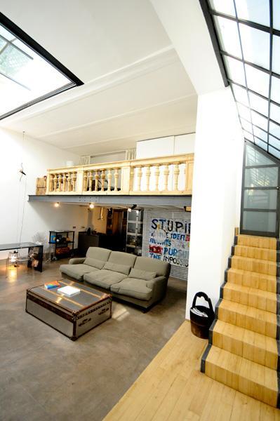 Spanish Steps terrace loft - Image 1 - Rome - rentals