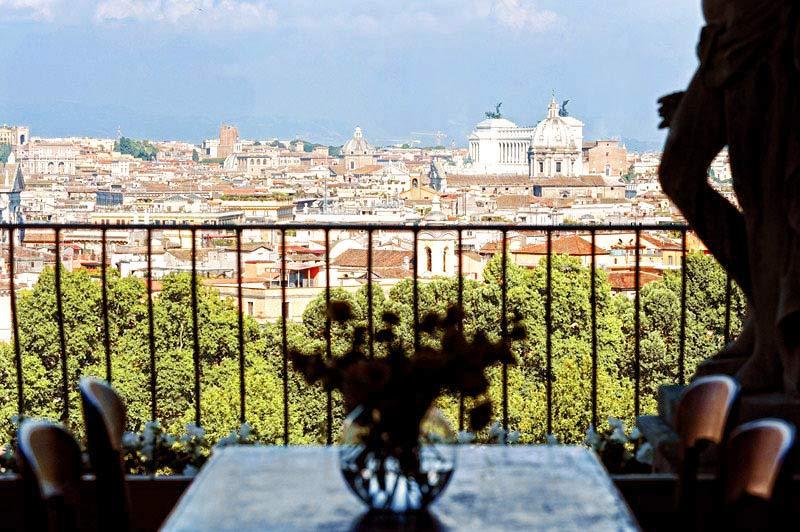 Sant'Onofrio terrace apartment - Image 1 - Rome - rentals