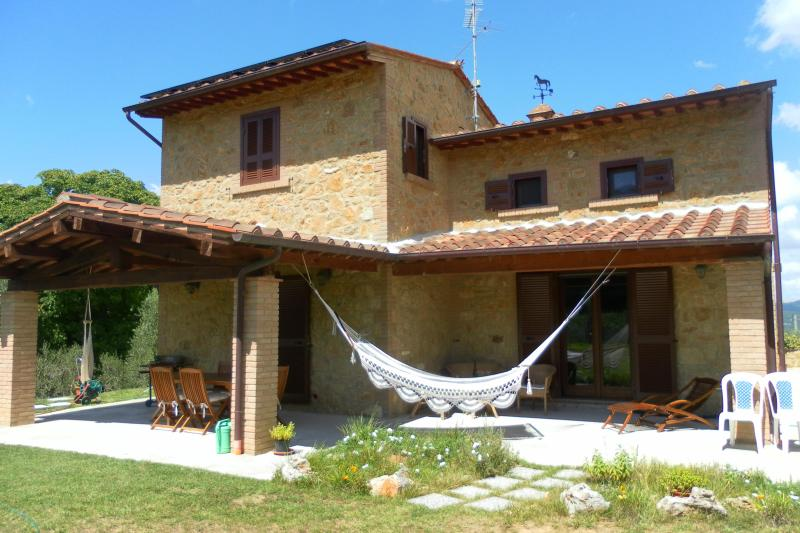 Living Tuscany to its full - Image 1 - Volterra - rentals