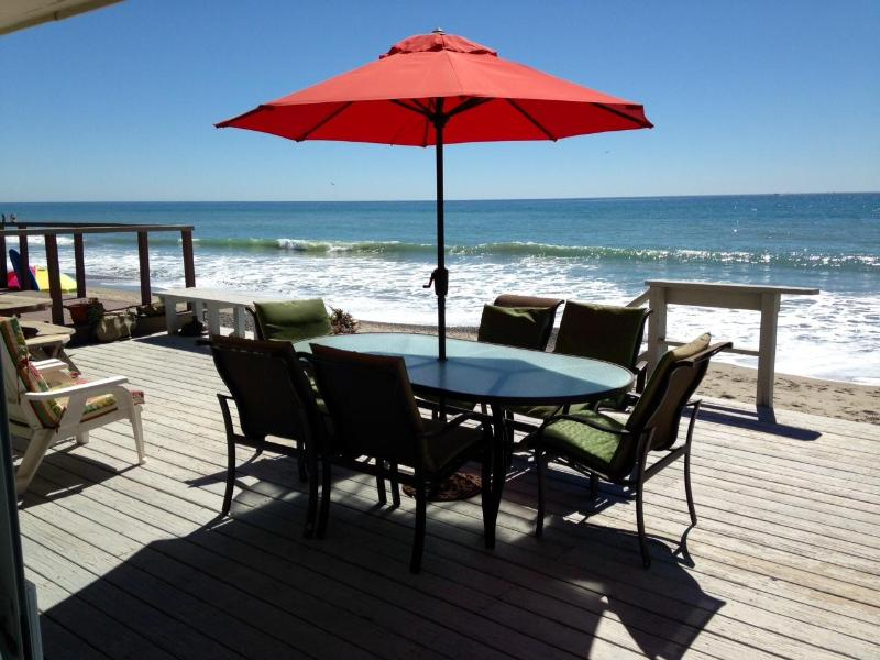 Perfect Family Beach House Right on the Sand!  725 - Image 1 - Capistrano Beach - rentals