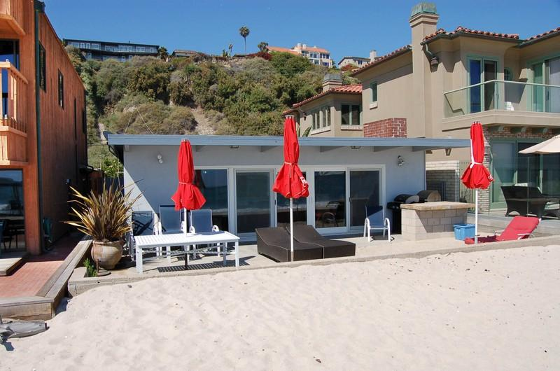 Adorable Nautical Beach Cottage on the Sand 201 - Image 1 - Capistrano Beach - rentals