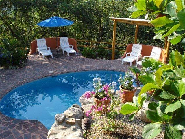 Private Pool and Backyard - Beautiful Hilltop Mini-Villa; Privacy, 360 Views - Sayulita - rentals