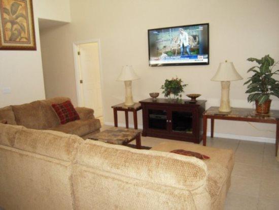 Beautiful 5 Bedroom 3 Bathroom Pool Home in Four Corners. 121PP - Image 1 - Orlando - rentals