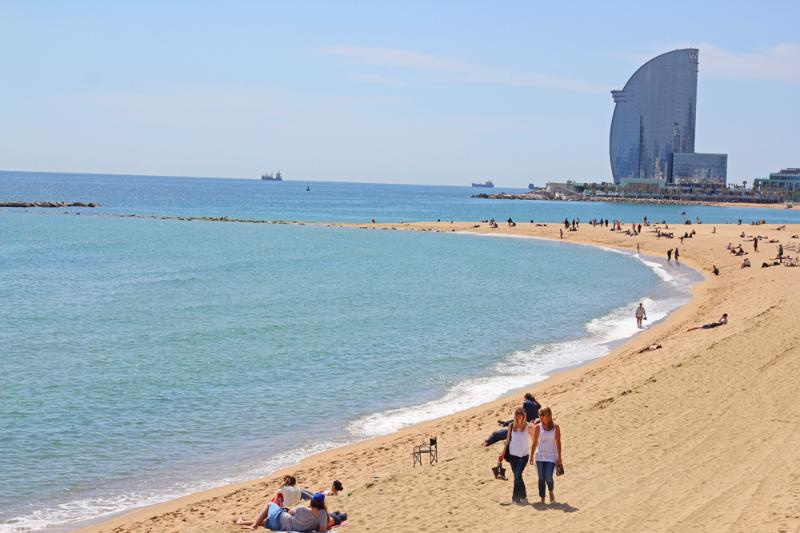 Beach at less than 1 minute walking! - MEDITERRANEO APT! Beach area! - Barcelona - rentals