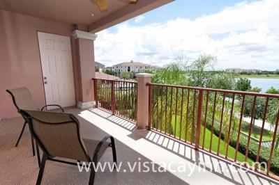 View from balcony - VistaCayCondo Nr ConvCtr,Universal,SeaWorld,Disney - Orlando - rentals