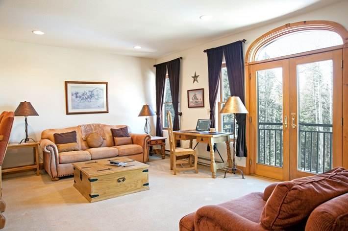 Bear Creek Lodge 209 - Image 1 - Telluride - rentals