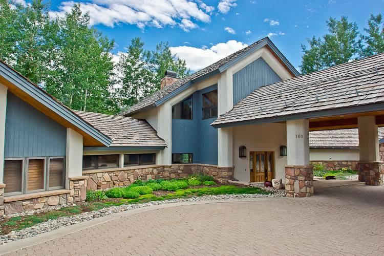 Founder's Estate - 4 bedroom - Image 1 - Telluride - rentals